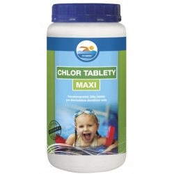 CHLOR tablety MAXI 10 kg - PROBAZEN +