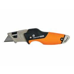Nůž FISKARS CARBONMAX univerzální skládací 19cm 1027224