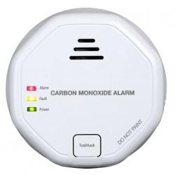 Hütermann Detektor oxidu uhelnatého s alarmem, CO-91 EN50291, životnost 10 let