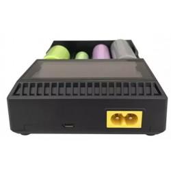 Nabíječka baterií Geti DC4U Li-Ion LiFePO4 NiCd NiMH