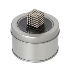 Magnetické kuličky NeoCube Ø3mm 216Ks