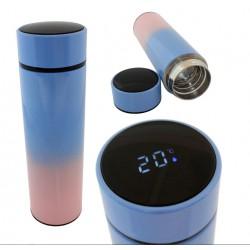 Termohrnek SMART LCD 500 ml duhový HARMONY