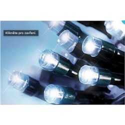 LED osvětlení vnitřní - st. bílá 10 m, k propojení