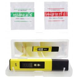 pH metr PH02 s kalibračním roztokem