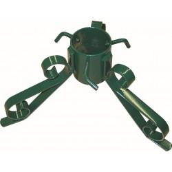Stojánek na stromeček kov do průměru 70 mm zelený