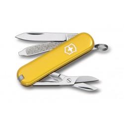 Nůž kapesní CLASSIC SD Victorinox žlutý