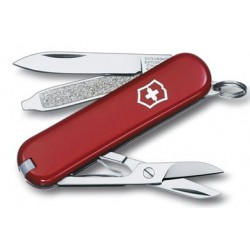 Nůž kapesní Classic SD VICTORINOX červený