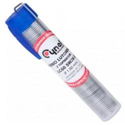 Cín 1.0mm 16g 60%Sn 40%Pb CYNEL