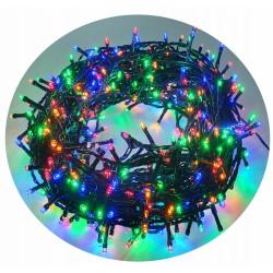 LED osvětlení vnitřní - klasická, multicolor 20 m