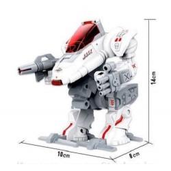 Robot válečník s elektrickým pohonem