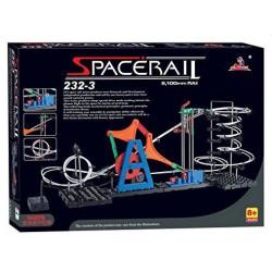 SpaceRail 232-3 LEVEL 3 kuličkodráha nové generace TĚŽEBNÍ VĚŽ